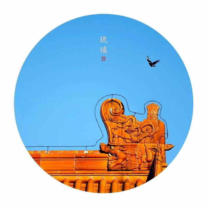 中国*惊艳的颜色都在紫禁城,美得不可方物!